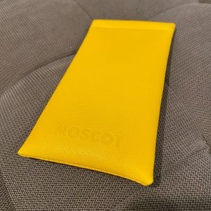 MOSCOT Eyewear Glasses Soft Yellow Case